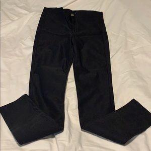Black H&M skinny high waisted pant